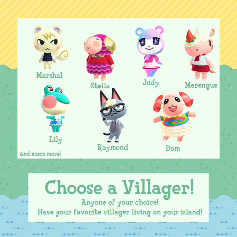Digital Code Online Recharge Service Animal Crossing Raymond Animal Crossing Judy New Horizons Villager -Not <font><b>Amiibo</b></font> <font><b>Card</b></font> Raymond image