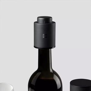 Image 3 - 2020 Huohou Automatic Red Wine Bottle Opener Cap Stopper Fast Decanter Electric Corkscrew Foil Cutter Cork Out Tool