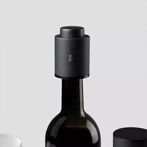 Image 3 - 2020 Huohou automatique rouge vin ouvre bouteille bouchon bouchon rapide décanteur électrique tire bouchon feuille Cutter liège Out outil