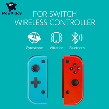 POWKIDDY For Switch Game joy Controller Handle Host Gamepad Console Joypad Gamepad Video Game USB Joystick Vibration Controller