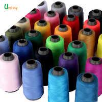 Spool Multicolor Sewing Thread 1300Y Industrial Sewing Thread Machine 40S/2 Threads Sewing Accessories
