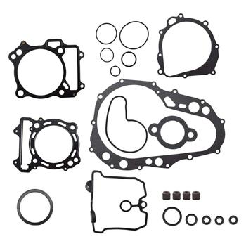 Kompletny zestaw uszczelek górny i dolny koniec pasuje do Suzuki LTZ400 Z400 LTZ 400 Qu G88A tanie i dobre opinie SAILFLO CN (pochodzenie) NONE G88A7HH503054