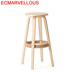 Sedie Ikayaa Comptoir Sgabello Stoelen Taburete Bancos Moderno sandalier Cadir Cadeira Silla taburet De Moderne krzesło barowe na