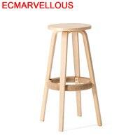 Sedie Ikayaa Comptoir Sgabello Stoelen Taburete Bancos Moderno Sandalyeler Cadir Cadeira Silla Tabouret De Moderne Bar Chair