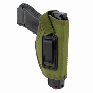 Image 5 - Tactical IWB Pistol Holster Concealed Carry Pouch for Subcompact Compact Handgun