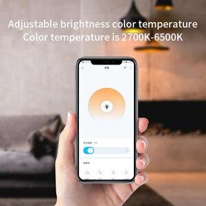 Image 5 - Aqara חכם הנורה LED אור Zigbee חיבור Aqara רכזת מתכוונן טמפרטורת צבע מנורת עבודה עבור HomeKit Xiaomi Mi בית APP