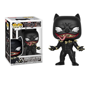 FUNKO POP Venom Deadpool PVC Action Figure Toys Anime Figure Decoration Collection Model for Kids Birthday Christmas Gifts 5