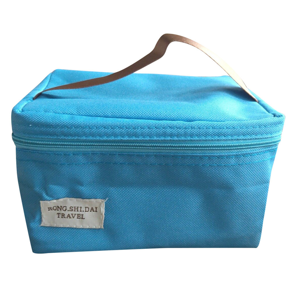 Maison Fabre Bag Lunch Bag Practical Portable Picnic Insulation Bag Waterproof Lunch Bag Insulation Bag Picnic Bag