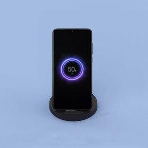 Image 2 - Xiaomi norma mijia ufficiale di aggiornamento senza fili carica veloce 20W MAX stereo del caricatore per il iPhone samsung huawei redmi universale del telefono mobile
