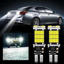 Canbus T16 T15 W16W LED ampoule voiture feux de recul pour skoda rapid octavia A2 A4 A5 A7 karoq fabia Kodiaq pour tesla modèle 3