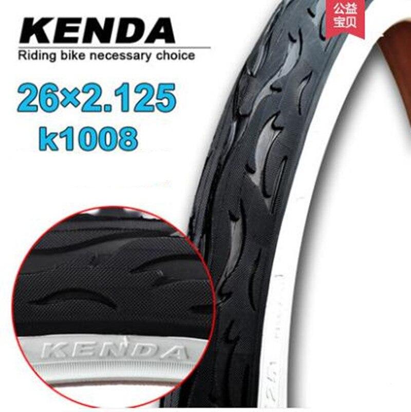 Велосипедные шины Kenda k1008, шины для горного велосипеда 26*2,125