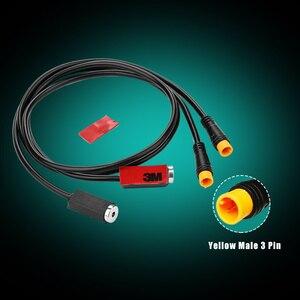 Image 3 - Metà Del Motore di Azionamento del Freno Sensore di BAFANGE BBS02 BBS01 BBSHD E lectric Kit bicicletta leva del freno
