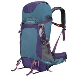 60L Internal Frame Hiking Backpack, Durable Daypack with Rainfly for Outdoor Travel Climbing Camping Mountaineering