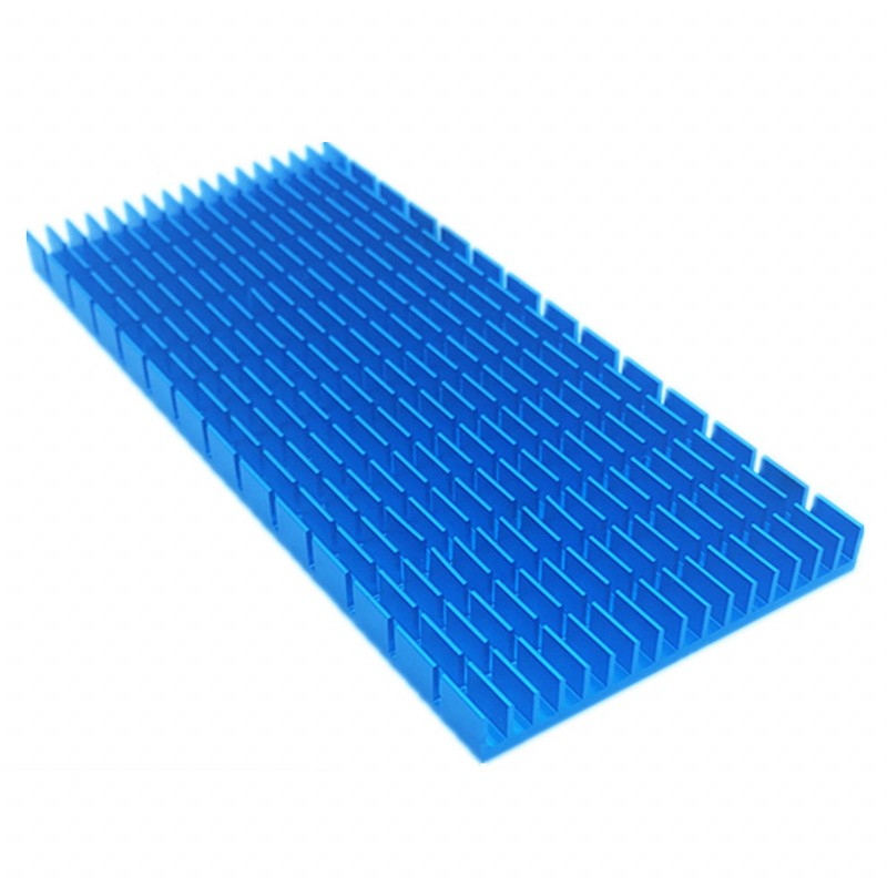 1PCS High Quality High Power Semiconductor Refrigeration Sheet 150*65*8MM Aluminum Radiator Profile Heat Sink