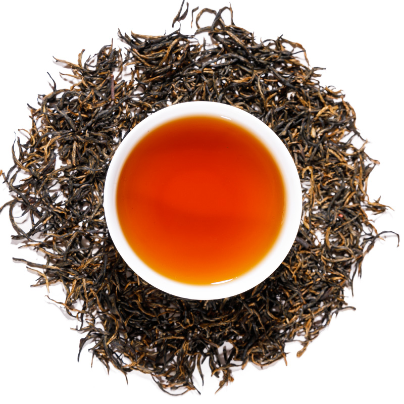 2020 nuovo Tè Jin Giugno Mei Tè Nero Jin Junmei Tongmuguan Tè Nero Mingqianchun Miele Sapore del Tè Casella di Massa