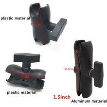 Ballhead-Mount Motorcycle-Camera-Arm Plastic Aluminium for