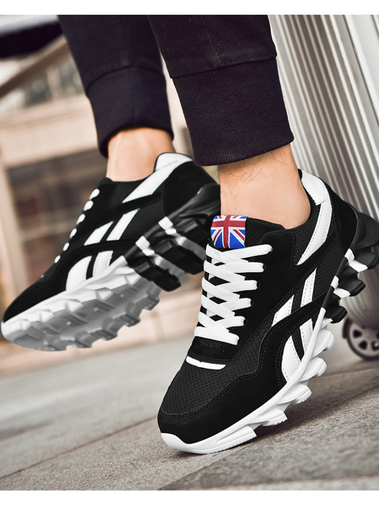 AODLEE Men Casual Sneakers Shoes Light Tenis Mesh Adulto for Masculino Plus-Size