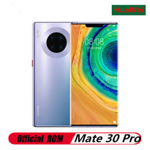 "International Version HuaWei Mate 30 Pro 4G LTE Mobile Phone Kirin 990 Android 10.0 6.53"" OLED 8GB RAM 256GB ROM 40MP 40W Charge(China)"
