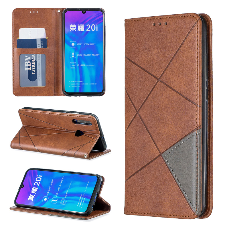 Leather <font><b>Case</b></font> for <font><b>Huawei</b></font> Y9S Y6 Y7 Y9 Prime <font><b>Y5</b></font> Y6S 2019 <font><b>2018</b></font> Flip Book <font><b>Case</b></font> Cover On For <font><b>Huawei</b></font> P40 P30 Lite E Pro P Smart Plus Z image