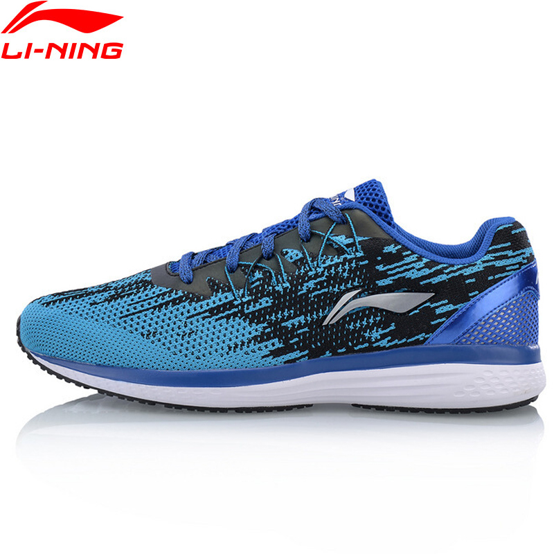(Break Code)Li-Ning Men 2017 Speed Star Cushion Running Shoes Breathable Sneaker Light LiNing Li Ning Sport Shoes ARHM063 XYP467