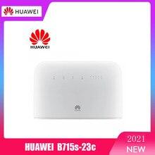 Desbloqueado huawei B715s-23c 4g lte cat9 band1/3/7/8/20/28/32/38 cpe 4g wifi roteador huawei B715B715s-23c pk b618 b525 e5788