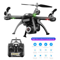 RC Drone HD camera 1080p quadcopter fpv drone Headless mode drones remote control helicopter Dron