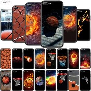 Lavaza Fiery Basketball Slam Dunk TPU Soft Case for OPPO A1K A3s A5s A7 A37 A39 A57 A77 A5 A9 2020 F3 F9 Reno 10x(China)