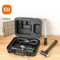 Mi Xiao mi 도구 상자, 망치/줄자/커터 나이프/래칫 스크루 드라이버/마그네틱 비트/플라이어/렌치