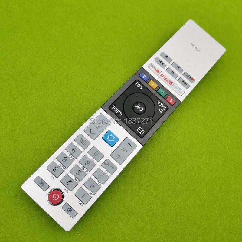 Image 3 - Новый пульт дистанционного управления для телевизора Toshiba 40L2863DG 32L3963DA 32L3863DG 32W2863DG 49L2863DG 49T6863DA 55U6863DA 55V5863DGПульты ДУ    АлиЭкспресс