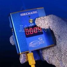 ميكانيكي IBOOT صندوق الطاقة على كابل للأندرويد و ISO الهاتف المحمول زر واحد التمهيد اللوحة الأم إصلاح خط اختبار امدادات الطاقة