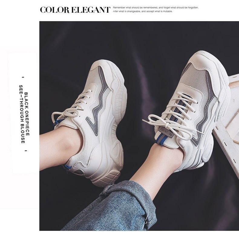 Tênis preto mulher moda vulcanizada sapatos mulher