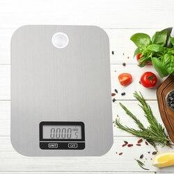 Nouveau 5kg/1g Portable numérique cuisine balance électronique affichage LCD balance alimentaire balance pour balance de cuisson alimentaire multifonctionnel