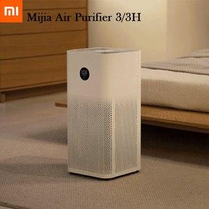 Image 4 - Máy Lọc Không Khí Xiaomi 3H MIJIA HEPA Lọc Sạch Không Khí Máy Tiệt Trùng Formaldehyde Thanh Lọc Thông Minh Ứng Dụng WIFI Điều Khiển Phiên Bản Toàn Cầu