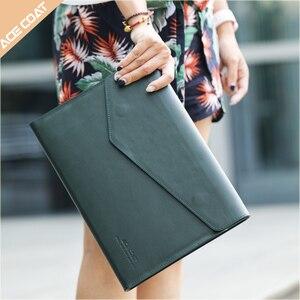 Кожаный чехол для ноутбука Macbook Air 13,3 Pro 15 Retina 11 12 13 14 15,6 дюймов Сумка для нового Mac Air, Pro notebook