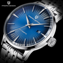цена PAGANI Design New Top Brand Luxury Men's Watches Classic Mechanical Watch Men Automatic Watches Waterproof Clock Wristwatch Mens онлайн в 2017 году