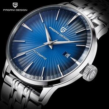 PAGANI Design New Top Brand Luxury Men's Watches Classic Mechanical Watch Men Automatic Watches Waterproof Clock Wristwatch Mens