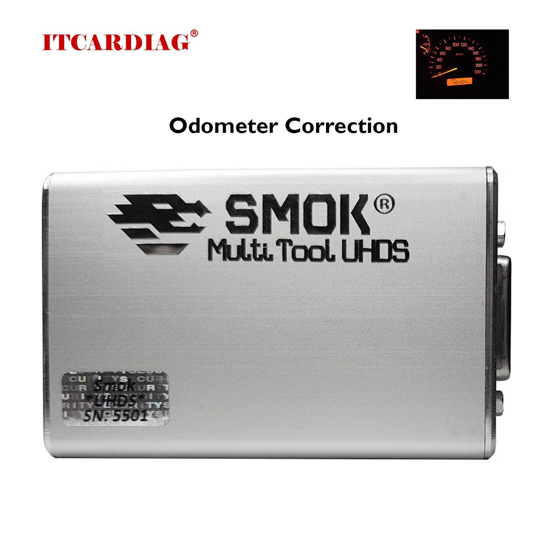 Mileage Correction Tool SMOK Programmer SMOK Multitool UHDS Odometer Correction For BMW Chrysler Dacia Fiat Alfa Hyundai