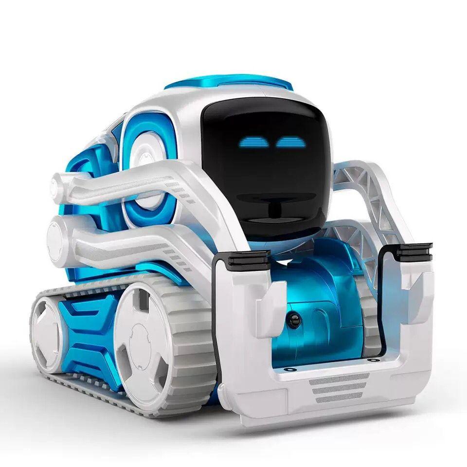 Juguetes de inteligencia Artificial, Robot para niños chicos, regalo de cumpleaños, Interacción de voz inteligente, juguetes para educación temprana familiar - 4