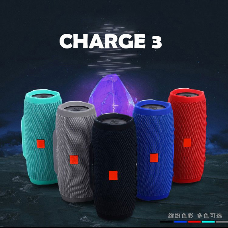 20W Outdoor Bluetooth Speaker Subwoofer E3 Speaker IPX7 Waterproof Charge 3 Portable Music Player Active soundbar caixa de som