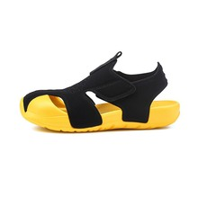 Children Summer Sandals Shoes Fashion New Kids Baby Breathable Beach Shoes Boys Girls Ultralight Red Sandals Toddler Girl Shoes