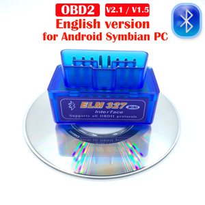 Newest OBD2 Elm327 V1.5/V2.1 B