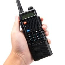 BaoFeng Walkie Talkie UV-5R Two Way cb Radio Upgrade Version Baofeng uv5r 128CH 8W VHF UHF 136-174Mhz & 400-520Mhz