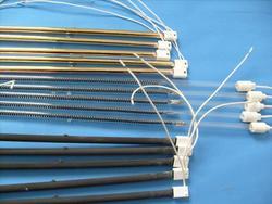 Fast-Response Medium Wave IR Emitters for screen printing T-shirt dryer