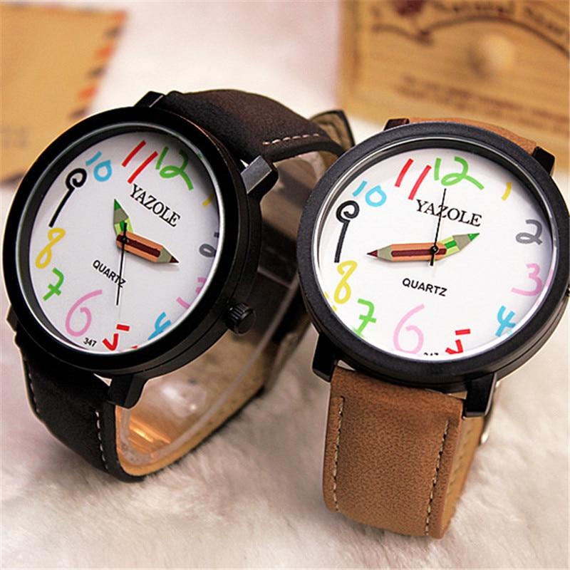 Original Authentic For 8-18 Years Old Student Watch School Professional Men's Wrist Watch Children Quartz Clock Boy Hours B3436
