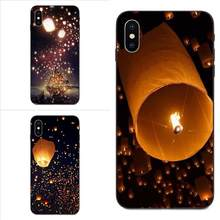 Universe Outer Space Star For Apple iPhone X XS Max XR 4 4S 5 5S SE 6 6S 7 8 Plus Art Diy Luxury Phone Case(China)