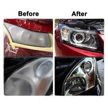 HGKJ سيارة العلوي إصلاح تجديد أداة سيارة عاكس الضوء سيارة الداخلية ضوء إصلاح السيارات الجبهة قناع تصفيف السيارة اكسسوارات السيارات