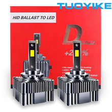 Bulb Headlight-Lamp D5S 10000LM CANBUS D8S LED Super-Bright M10 with Error-Free 90W D4s/R