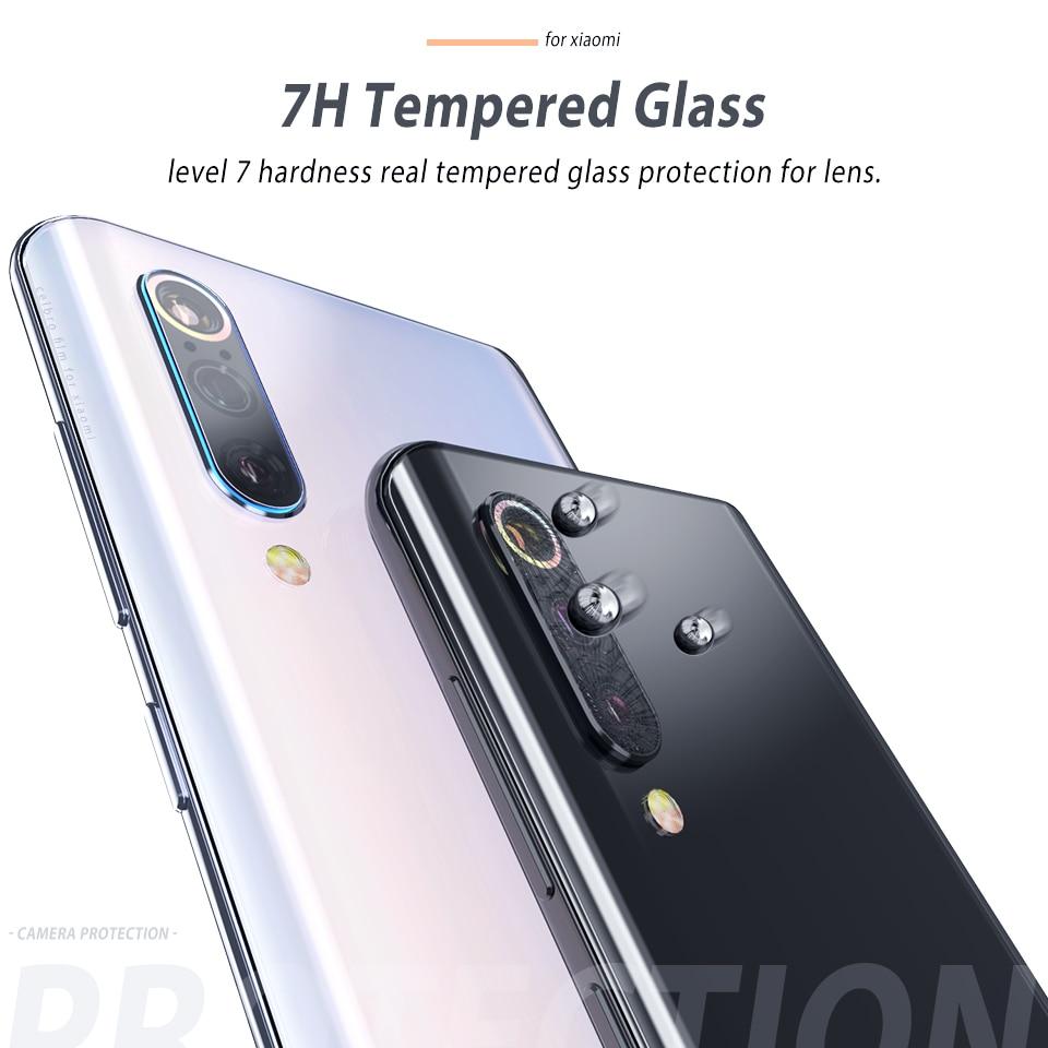 Image 3 - Glass For Mi 9 Pro 9pro 9SE 5G Protective Glass On Xiaomi Mi9 Pro SE Lite Back Camera Lens Glass For Xiaomi Mi9se Mi 9Lite Glass-in Phone Screen Protectors from Cellphones & Telecommunications