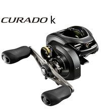 Shimano CURADO K original 200 201 200HG 201HG 200XG 201XG Left/right Hand 6+1 BB Low Profile Baitcasting Fishing Reel