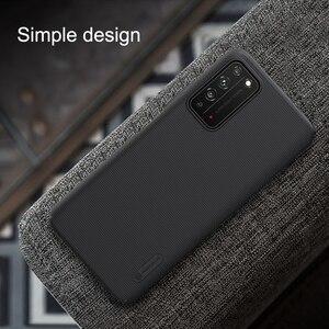 Image 5 - Honor funda para Huawei Honor X10 5G, Original, Nillkin, súper esmerilada, Honor X 10 X